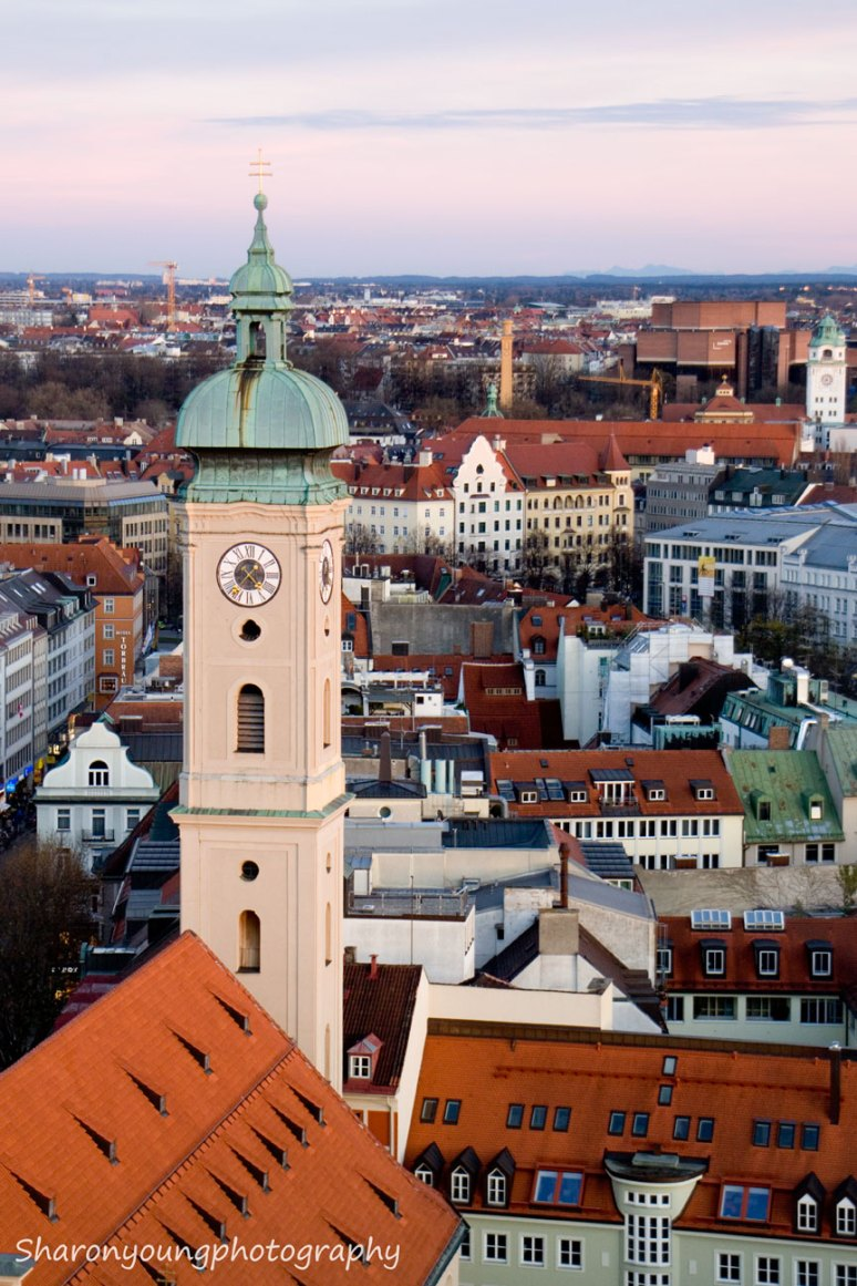 Minich, Germany
