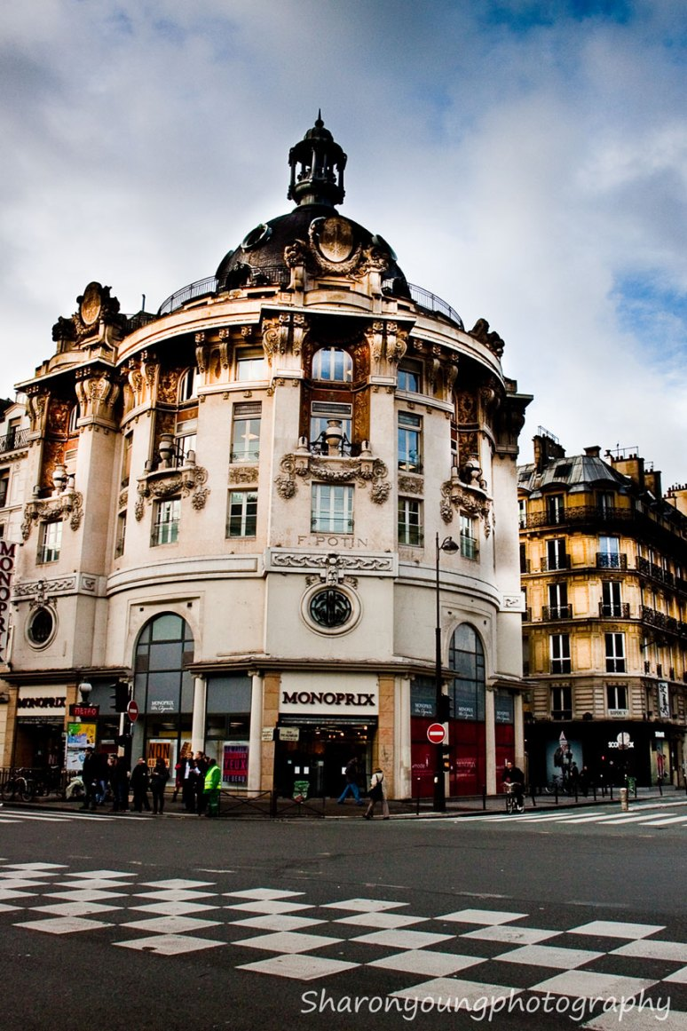Monoprix, Paris
