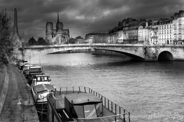 Notre Dame, Paris HDR